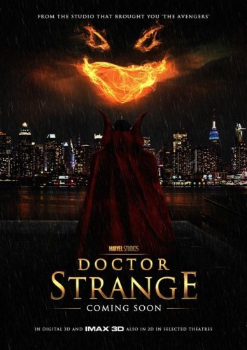 Доктор Стрэндж 0016